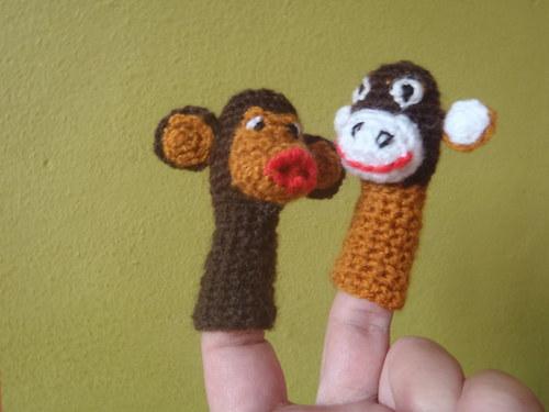 Opička a opičák
