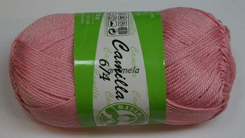 Camilla 6313 (světle růžová)