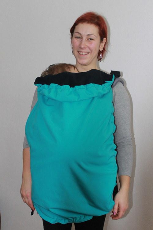 Zateplená soft. ochranná kapsa na nosítko...