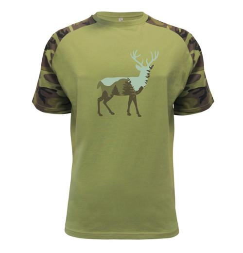 Triko Lesní jelen