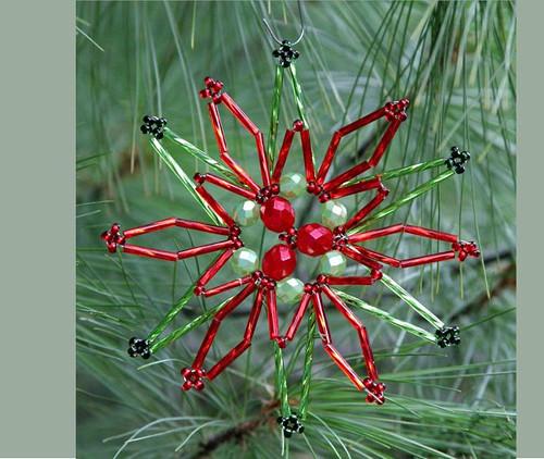 Vánoční hvězda Vo-H002