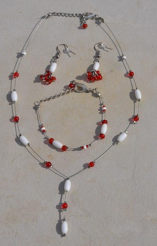 Šperk - Třešničky