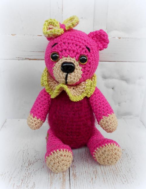 Medvídek malinká Malinka