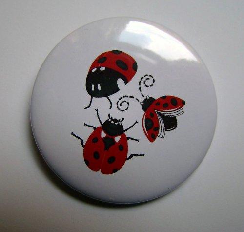 TŘI.. - placka - button - 44 mm