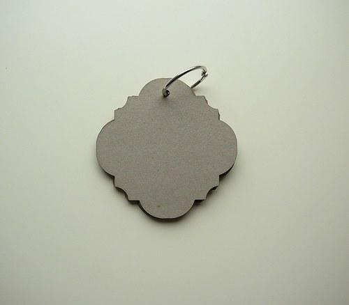 Mini chipboard album 10 cm