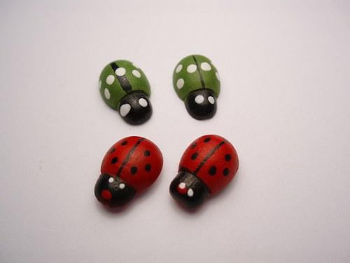 Zelené berušky