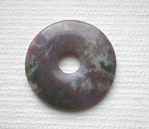 Donut z indického jaspisu - 5cm