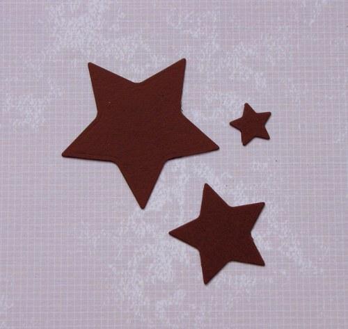 Tři čokoládové hvězdy