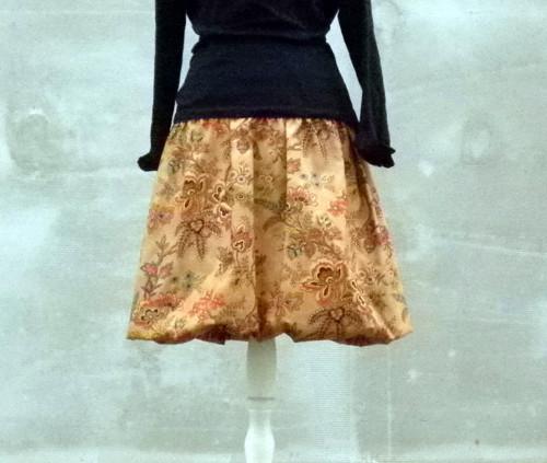 Balonová sukně no.445