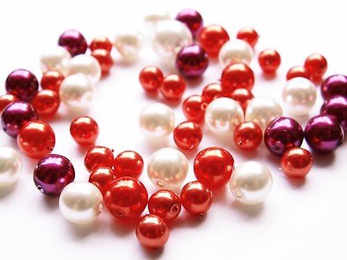 Voskové perle - ovocný koktejl