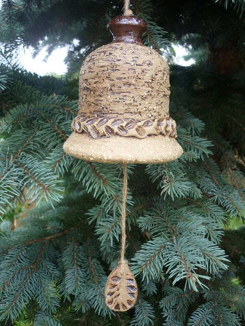 Keramický zvon - 11cm