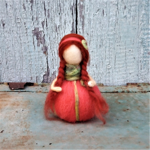 Dýňová panenka