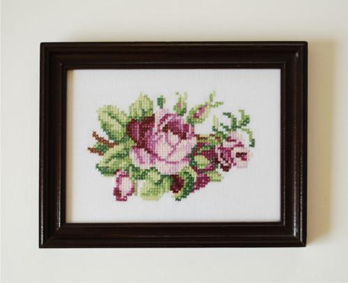 Růže 89 fialová