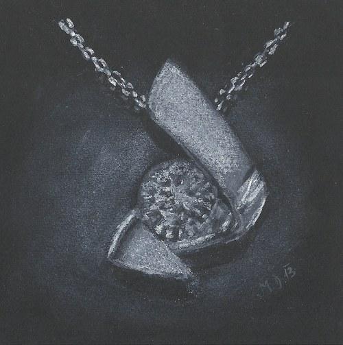 Kresba šperku I.