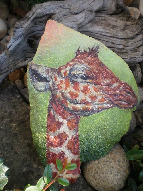 Žirafí dáma
