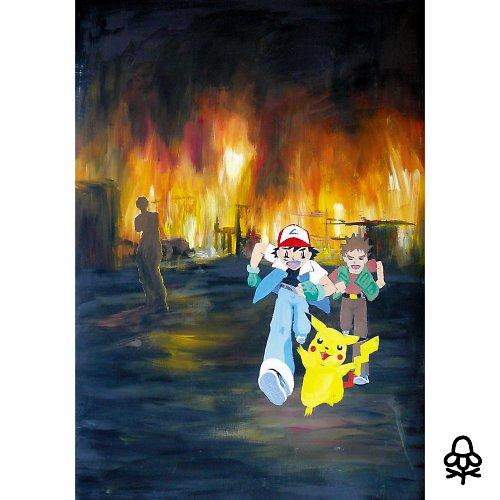 Sodoma Gomora z cyklu Nová Apokalypsa