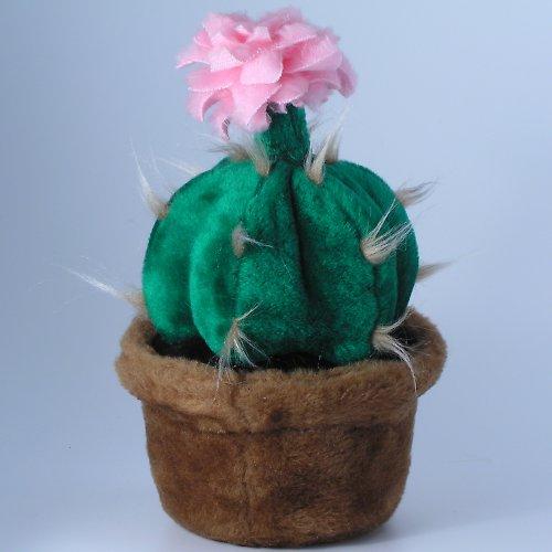Chlupatý kaktus - autorská hračka
