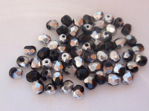 Skleněné korálky 1754 (4 mm)
