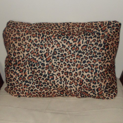 Povlak na polštářek - obdélník - tygří vzor