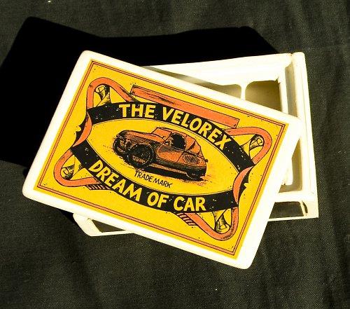 Krabička The Velorex