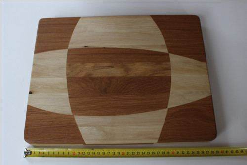 luxusní prkénko z tvrdých dřev