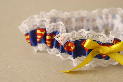Podvazek  SUPERMAN