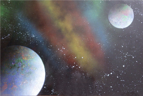 Vesmírná mlhovina