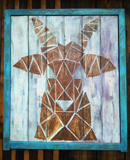 Prodám dekoraci Antilopa
