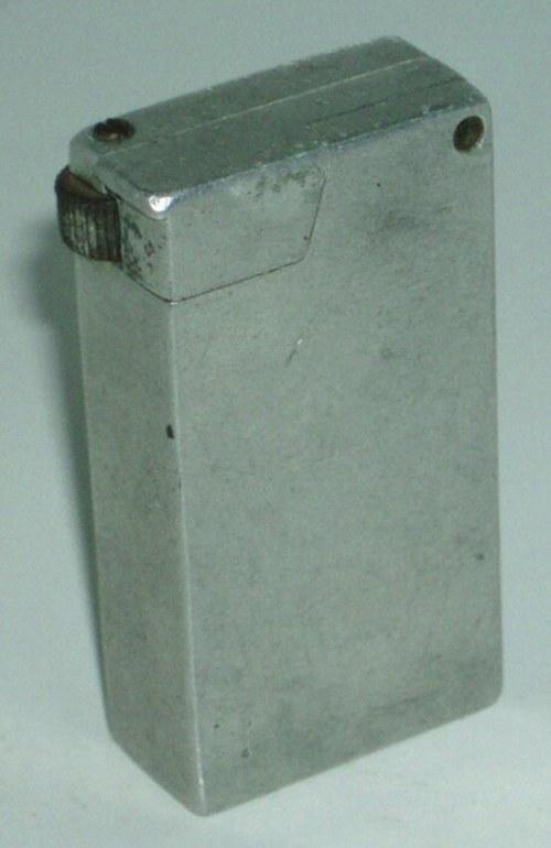 KABLO - hliníkový starý benzínový zapalovač - ČSR