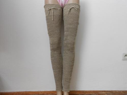 Dlouhé návleky na nohy   Zboží prodejce mi-pi  2559ab5e23