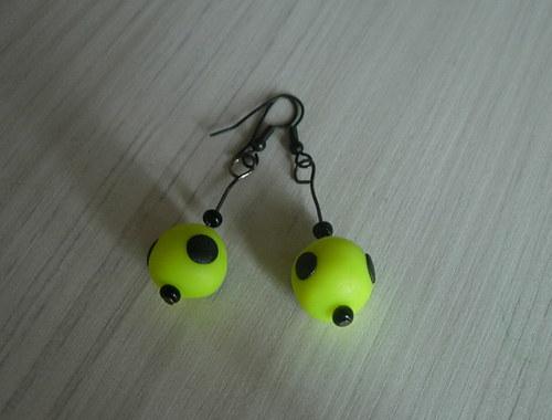 Žluté neonky