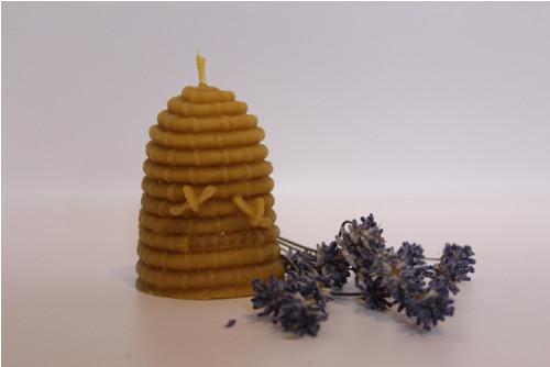 KOŠNICE VELKÁ svíčka ze včelího vosku