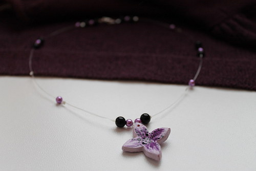 Princezně Lile - náhrdelník