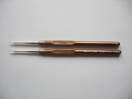 Háček Tulip kovový s PH ručkou vel.1.10mm