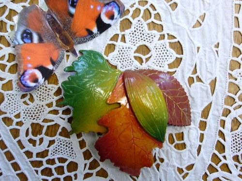 Podzimní brož