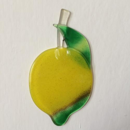 Skleněný citrón 2