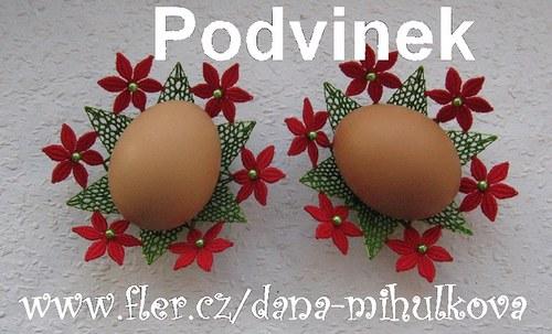 Podvinek 030 - Košíčky na vajíčka