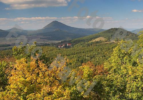 Barvy podzimu - České středohoří 3