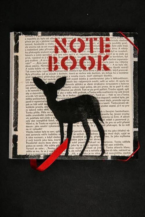 Notes (17,5x17,5 cm) CULT OF LUNA