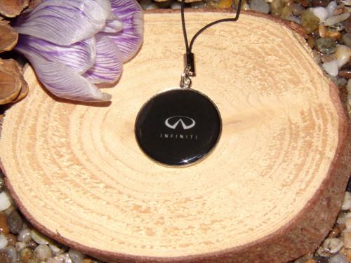 Přívěšek na klíče a tašku Infinity