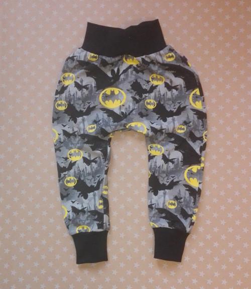 Bavlněné tepláky/kalhoty batman