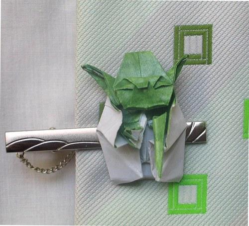Spona na kravatu pro nadšence Star wars