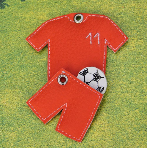Nany přívěsek na klíče EURO 2012