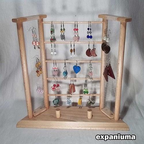 Stojánek na šperky - Amanda