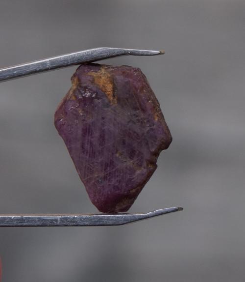 krystal -  rubín (17 mm)  J646