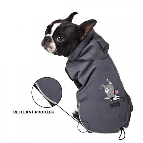 Dog - pláštěnka