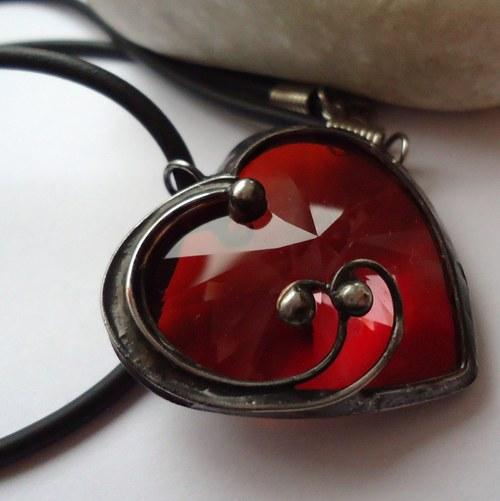 Srdce rudé