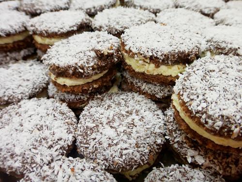 Kokosové dortíky  200 g