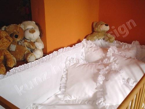 detská posteľná bielizeň BEATA