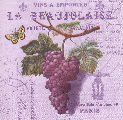 Ubrousek - hroznové víno